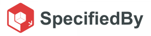 SpecifiedBy new logo