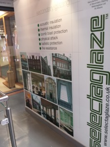 Selectaglaze exhibit